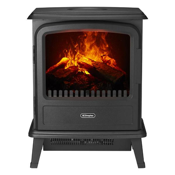EVN10J ディンプレックス 暖炉型ヒーター(ブラック) 【暖房器具】Dimplex Evandale(エヴァンデール) [EVN10J]