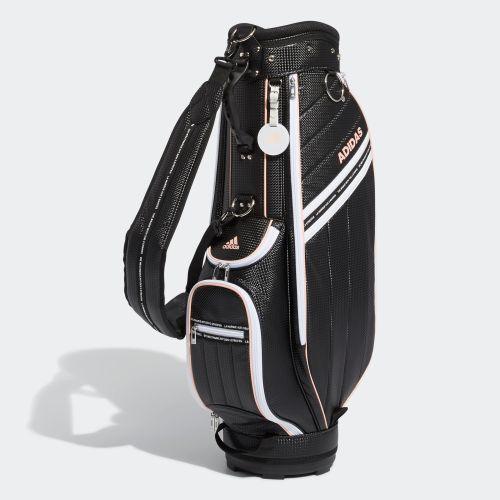 AD19FW-HFF91-BK アディダス ウィメンズ テープデザインバッグ(ブラック・8.5型・46インチクラブ対応) adidas CL6521