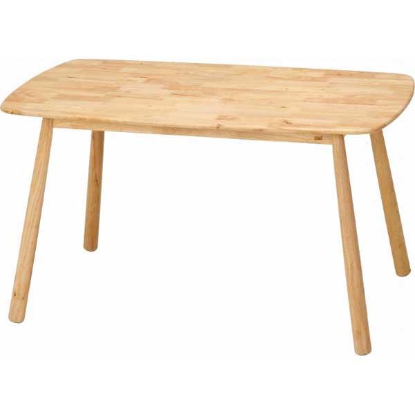 37011 不二貿易 ダイニングテーブル Natural Signature [37011フジボウエキ]