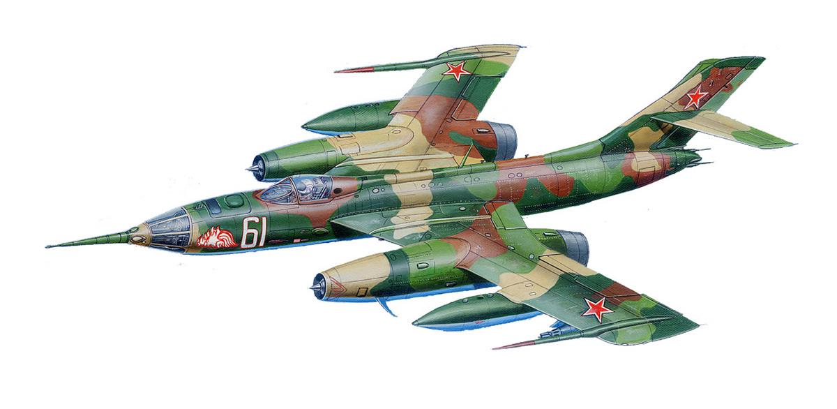 1/48 エアクラフトシリーズ Yak-28PP ブリュワーE【81768】 ホビーボス
