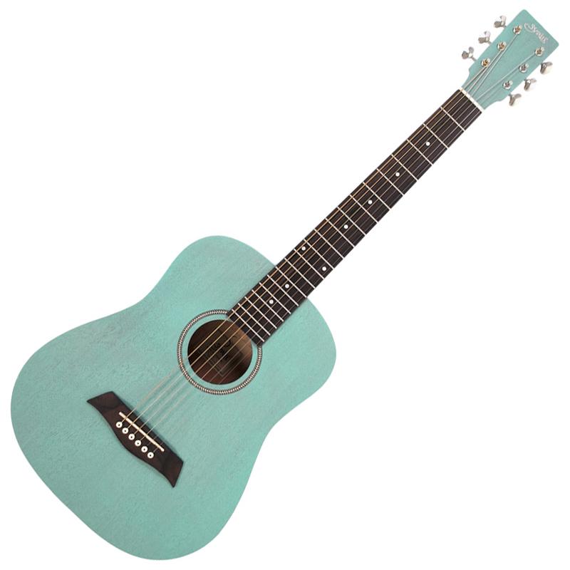 【最大1000円OFF■当店限定クーポン 8/10 23:59迄】YM-02/UBL(S.C) S.Yairi(ヤイリ) ミニアコースティックギター(UBL) Compact-Acoustic シリーズ