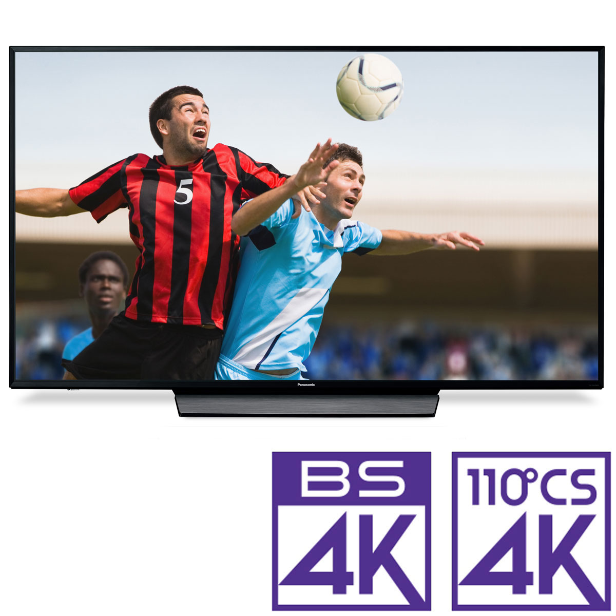 (標準設置料込_Aエリアのみ)TH-55GX855 パナソニック 55V型 地上・BS・110度CSデジタル4Kチューナー内蔵 LED液晶テレビ (別売USB HDD録画対応) Panasonic 4K VIERA