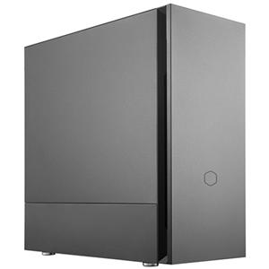 MCS-S600-KN5N-S00 クーラーマスター Mini-ITX対応 PCケース(ブラック)Silencio S600(スチールサイドパネル) 静音型ミドルタワーPCケース Silencio S600(スチールサイドパネル)