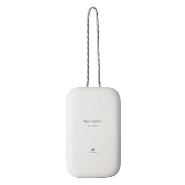 MS-DM10-H パナソニック 電気脱臭機 ライトグレー Panasonic コンパクト脱臭機 [MSDM10H]