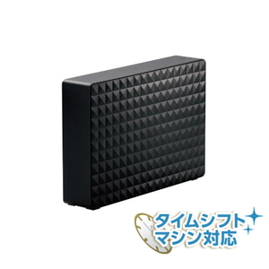 SGD-MY020UBK Seagate USB3.2(Gen1)/USB3.0接続 外付けハードディスク 2.0TB(ブラック) Expansion
