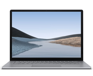 V4G-00018 マイクロソフト 15インチ Surface Laptop 3 - プラチナ [AMD Ryzen 5 / メモリ 8GB / ストレージ 128GB]Microsoft Office 2019搭載