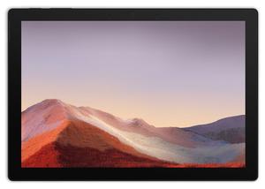 VAT-00027 マイクロソフト Surface Pro 7 - ブラック [第10世代インテル Core i7 / メモリ 16GB / ストレージ 512GB]Microsoft Office 2019搭載