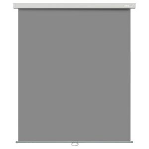 HBS-KFP1518GY ハクバ バックスクリーンFP フェルトタイプ 【防炎】壁掛式 150×180(グレー) HAKUBA