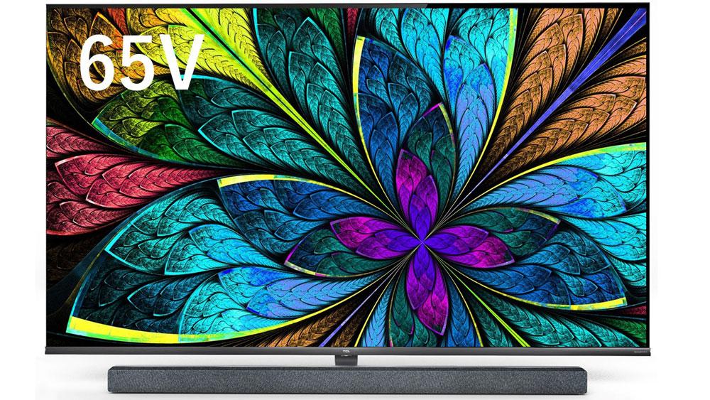 (標準設置料込_Aエリアのみ)65X10 TCL 65型地上・BS・110度CSデジタル 4K対応 LED液晶テレビ (別売USB HDD録画対応) The Creative Life X10シリーズ