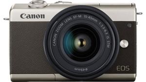 EOSM200LIMITEDGOLDKI キヤノン ミラーレス一眼カメラ「EOS M200」リミテッドゴールドキット