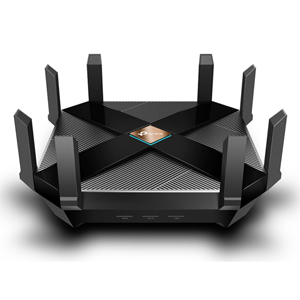 ARCHER AX6000 TP-Link 11ax(Wi-Fi 6)対応 次世代 無線LANルーター親機(4804 Mbps+1148 Mbps)