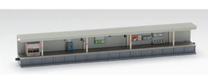[鉄道模型]トミックス (Nゲージ) 4288 対向式ホーム(都市型)売店・照明付延長部