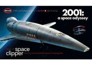 1/160 オリオン号 スペースクリッパー専用ディテールアップセット(2001年宇宙の旅)【SP-127】 プラッツ