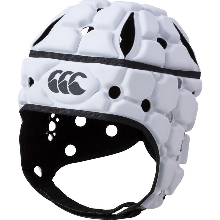 CCC-AA0983010-M カンタベリー ベンチレーターヘッドギア(ホワイト·サイズ:M 頭囲58~61cm) CANTERBURY VENTILATOR HEAD GEAR AA09830