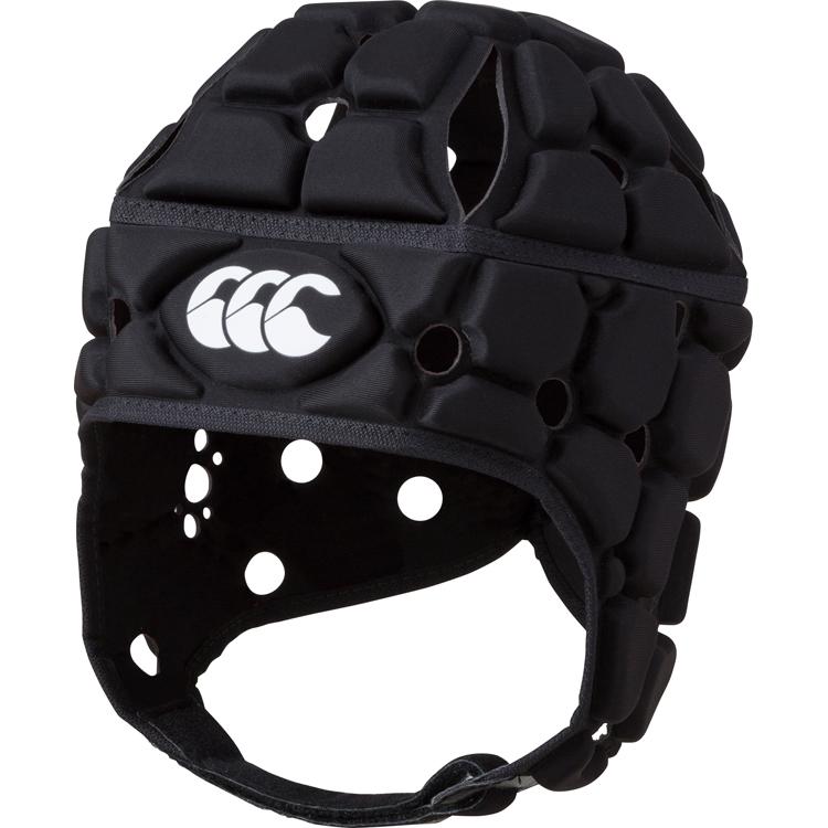 CCC-AA0983019-L カンタベリー ベンチレーターヘッドギア(ブラック・サイズ:L 頭囲60~63cm) CANTERBURY VENTILATOR HEAD GEAR AA09830