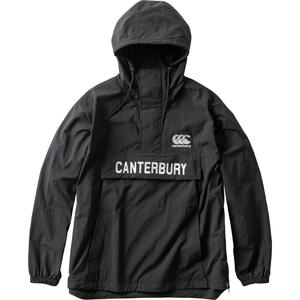 CCC-RA7959219-M カンタベリー アノラックフーディ(ブラック・サイズ:M) CANTERBURY ANORAK HOODY
