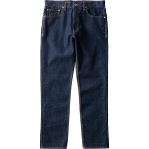 CCC-RA1961729-S カンタベリー メンズ デニムパンツ(ネイビー・サイズ:S) CANTERBURY DENIM PANTS