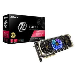 【200円OFF?当店限定クーポン 3/11 1:59迄】RX 5700 XT TAICHI X ASRock PCI Express 4.0対応 グラフィックスボードASRock Radeon RX 5700 XT Taichi X 8G OC+