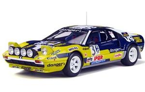 1/18 フェラーリ 308 GTB Gr.4 #3 (イエロー/ダークブルー)【OTM567】 OttOmobile