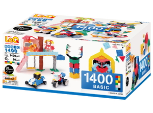 LaQ ベーシック 1400 ヨシリツ