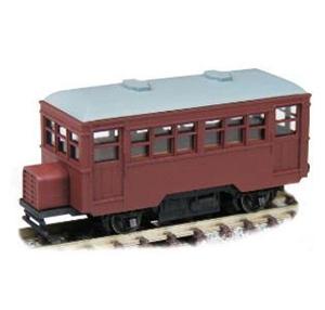 [鉄道模型]津川洋行 (N) 14061 単端式気動車 標準仕様 (車体色:ぶどう色/動力付)