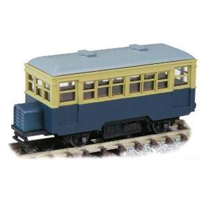[鉄道模型]津川洋行 (N) 14062 単端式気動車 標準仕様 (車体色:国鉄旧標準色/動力付)