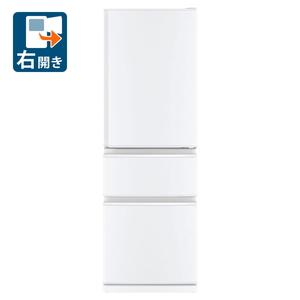 (標準設置料込)MR-CD40E-W 三菱 401L 3ドア冷蔵庫(パールホワイト)【右開き】 MITSUBISHI CDシリーズ [MRCD40EW]