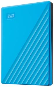 WDBYVG0020BBL-JESN ウエスタンデジタル USB3.0対応 ポータブルハードディスク 2.0TB (ブルー)【My Passport2019】 My Passport