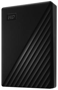WDBPKJ0050BBK-JESN ウエスタンデジタル USB3.0対応 ポータブルハードディスク 5.0TB (ブラック)【My Passport2019】 My Passport
