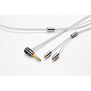 GF-MMCX-4.4-L オーブ ヘッドホンリケーブル(1.2m)【MMCX⇔4.4mmバランスLプラグ】 ORB Glorious force MMCX