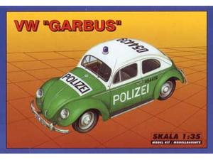 【再生産】1/35 VW ビートルType11 セダンパトカー【RP90023】  アエロプロスト