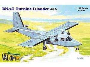 1/48 英・ブリテンノーマンBN-2Tタービン・アイランダー・英空軍【CV48012】 バロム