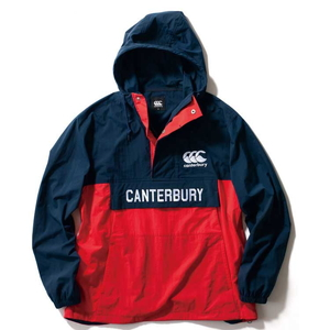 CCC-RA7959229-M カンタベリー アノラックフーディ(ネイビー・サイズ:M) CANTERBURY ANORAK HOODY