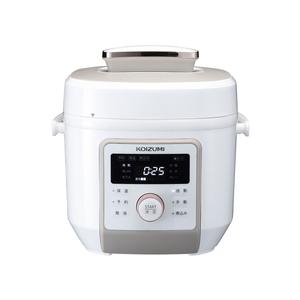 KSC-4501-W コイズミ マイコン電気圧力鍋 ホワイト KOIZUMI [KSC4501W]