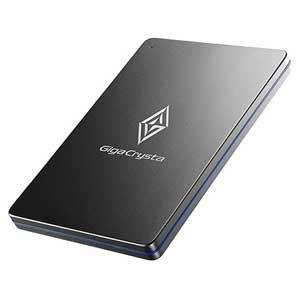 SSPX-GC1T I/Oデータ GigaCrysta E.A.G.L USB3.1(Gen1)対応 外付けポータブルSSD 1.0TB SSPX-GCシリーズ