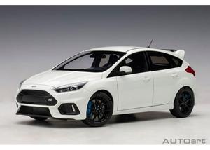 1/18 フォード フォーカス RS(ホワイト)【72951】 オートアート