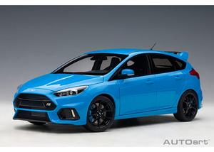 1 お求めやすく価格改定 18 フォード フォーカス 新作 人気 RS オートアート ブルー 72953