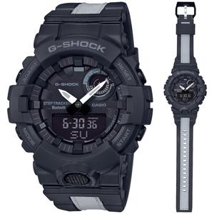 GBA-800LU-1AJF カシオ 【国内正規品】G-SHOCK(ジーショック) G-SQUAD Bluetooth クオーツ メンズタイプ [GBA800LU1AJF]【返品種別A】
