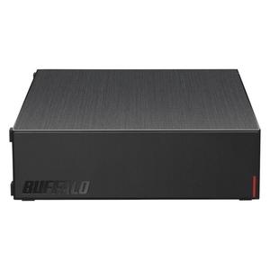 HD-LE3U3-BA バッファロー USB3.2(Gen1)対応 外付けハードディスク 3.0TB(ブラック)