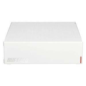 HD-LE4U3-WA バッファロー USB3.2(Gen1)対応 外付けハードディスク 4.0TB(ホワイト) HD-LE-Aシリーズ