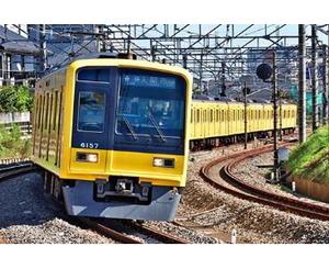 [鉄道模型]グリーンマックス (Nゲージ) 50642 西武6000系(黄色い6000系電車)基本6両編成セット(動力付き)