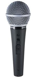 SM48S-LC-X シュア ボーカル用ダイナミックマイクロホン SHURE