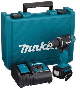 DF370DSH マキタ 14.4V 充電式ドライバドリル 無段変速・正逆転両用・ブレーキ付・2スピード makita バッテリBL1415N×1本・充電器DC18SD・ケース付