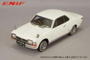 1/43 トヨペット クラウン 2ドア ハードトップ SL 1968年型 シュノンソンホワイト【ENIF0059】 ENIF