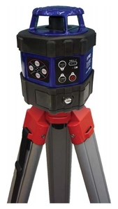 PL-600H アックスブレーン 回転レーザーレベル(受光器・リモコン・三脚付) AXBRAIN