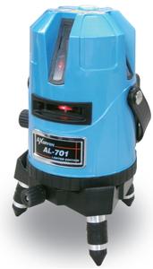 AL-701 アックスブレーン 高輝度レーザー墨出し器(三脚付) AXBRAIN レーザーワーカー