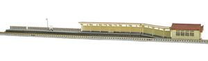 鉄道模型 トミーテック N 019-3 駅B3 訳あり商品 建物コレクション 日本最大級の品揃え