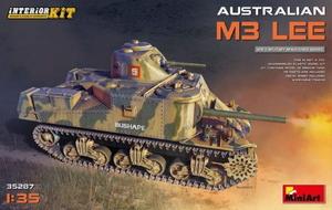 1/35 オーストラリア軍M3 LEEインテリアキット(内部再現)【MA35287】 ミニアート
