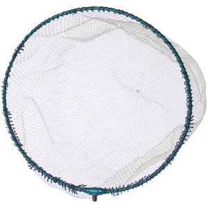 824-1 昌栄 ウルトラフレーム 極 ワンピース網付き 40cm 網付き(ブルー) SIYOUEI タモ