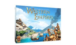 文明の曙:西方帝国 ホビージャパン